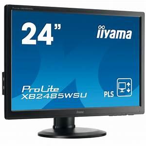 Ecran 25 Pouces : iiyama 24 led prolite xb2485wsu b3 ecran pc iiyama ~ Melissatoandfro.com Idées de Décoration