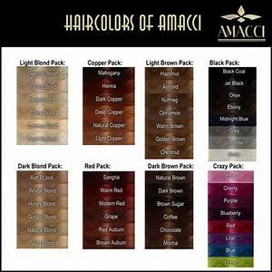 Amacci - Hair Color Chart | HAIR STYLIST | Pinterest ...