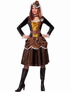 Steampunk Barock Kostm Prinzessin Gnstige Faschings