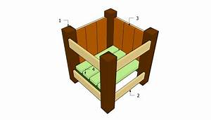 PDF DIY Plans For Wooden Planters Download things to build