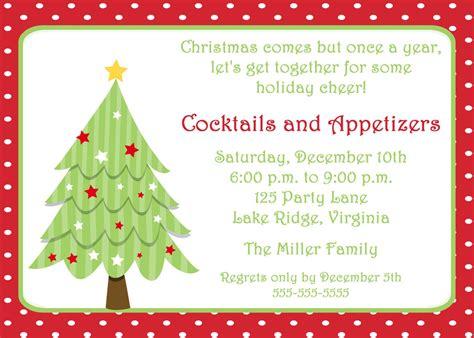 invitations templates   christmas