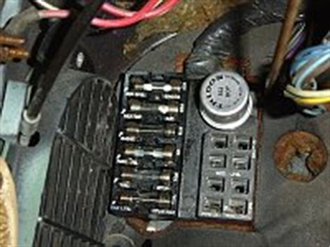 67 Chevy Fuse Box by Help 1967 Corvette Fuse Block