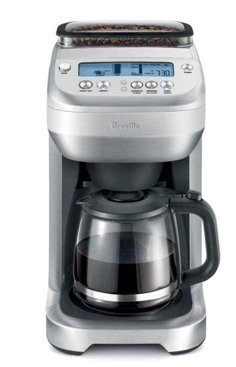 Every style of coffee maker requires a specific grind size to achieve the best flavor. Best Coffee Maker with Grinder: 15 (Top Picks in a Budget) 2018 !!! | Coffee maker with grinder ...