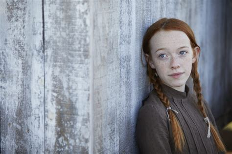Amybeth McNulty talks about becoming Anne Shirley in CBC's ...
