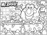Coloring Bubble Bubbles Bath Printable Mr Fun Sheets Children Adult Kidsactivitiesblog Pecs Screen April Designlooter Getcolorings Popular Uteer Easter sketch template