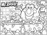 Coloring Bubble Bubbles Bath Printable Mr Sheets Fun Kidsactivitiesblog Pecs Children Screen Why Designlooter Popular sketch template