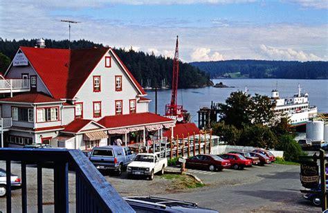 Orcas Hotel, Orcas Island, Wa