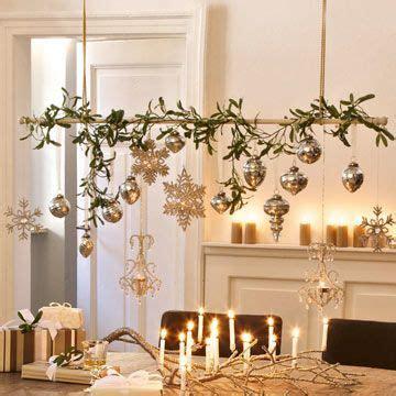 Moderne Weihnachtsdeko Fenster by Decorazioni Sospese Per Natale 15 Bellissime Idee Per