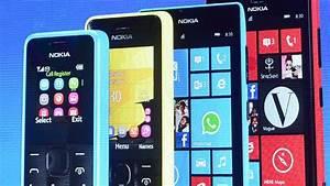 Alle Nokia Handys : nokia handys kommen ab jetzt von microsoft handelszeitung ~ Jslefanu.com Haus und Dekorationen