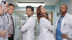 Kate Walsh and Patrick Dempsey Have Surprise 'Grey's ...
