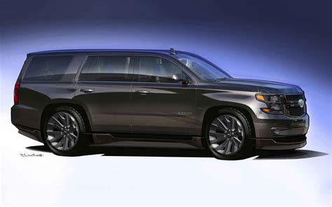 2020 Chevrolet Tahoe Redesign by 2020 Chevrolet Tahoe Price 2019 2020 Chevy