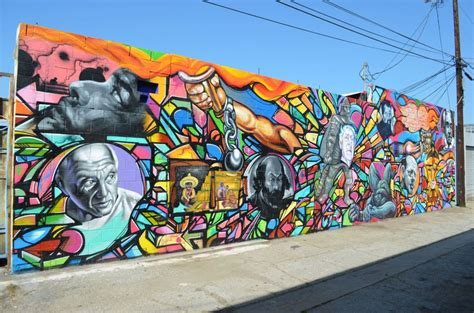 mural artists los angeles inspired by siqueiros mural conservancy of los angeles