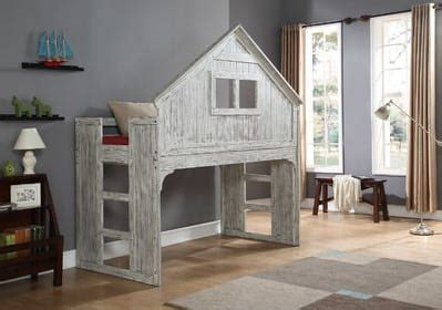 5 Treehouse Loft Beds Your Kids Will Love You For