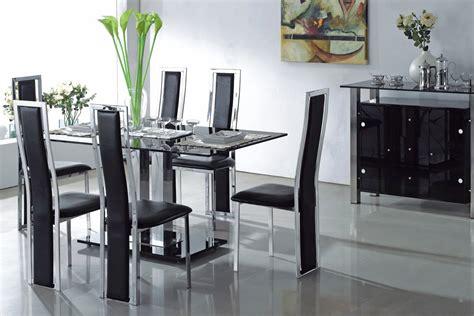 black dining room table set dining room amazing black dining table set black dining
