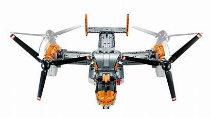 Lego Osprey Boeing Bell Technic Vendiloshop Sets
