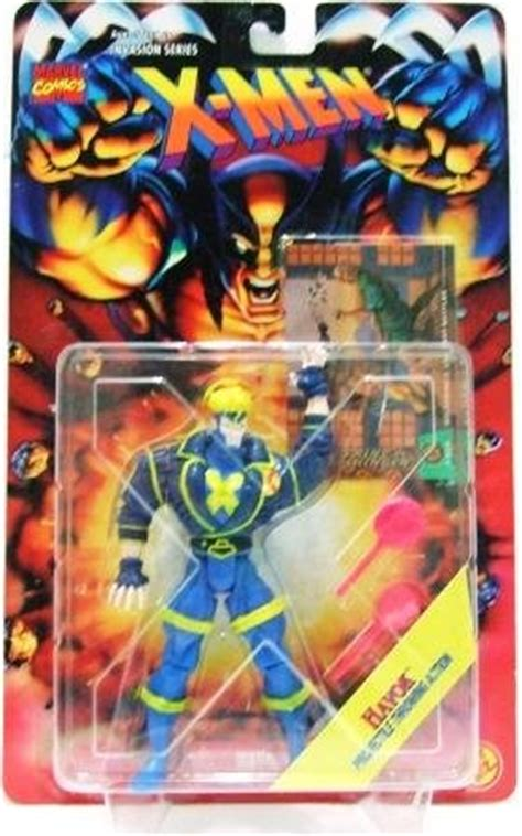 havok action figures toy biz marvel comics