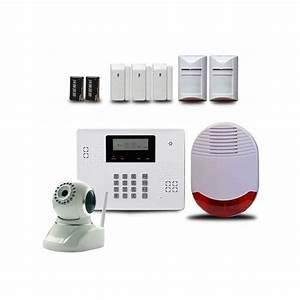 Video Surveillance Maison : alarme maison sans fil optium ka540 avec cam ra ip de ~ Premium-room.com Idées de Décoration