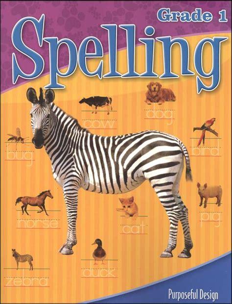 Acsi Spelling 1 Worktext (000560) Details  Rainbow Resource Center, Inc