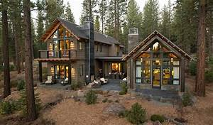 Out-Of-Town Cottage, Located In The Woods