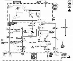 98 Gmc Sierra Fuel Gauge Wiring Diagram