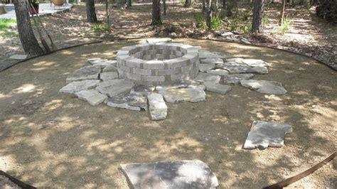 flagstone pit diy pit design ideas