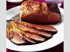 Roast sirloin of beef recipe BBC Good Food
