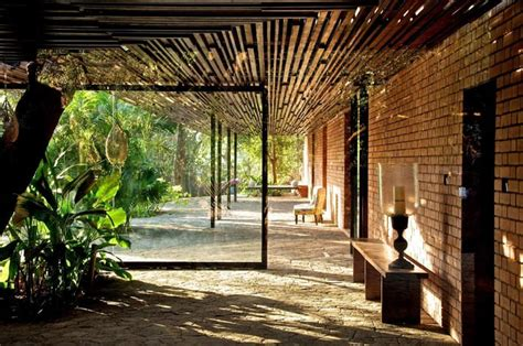 brick kiln house  spasm design architects india