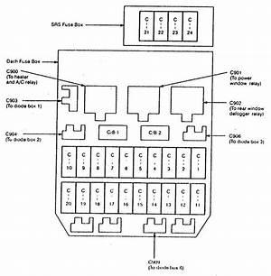 1995 Isuzu Trooper Fuse Diagram 3401 Julialik Es