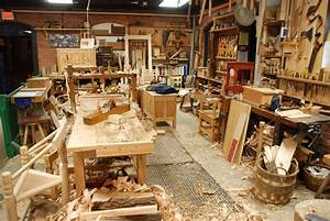 All about workshop design – fine woodworking article ...
