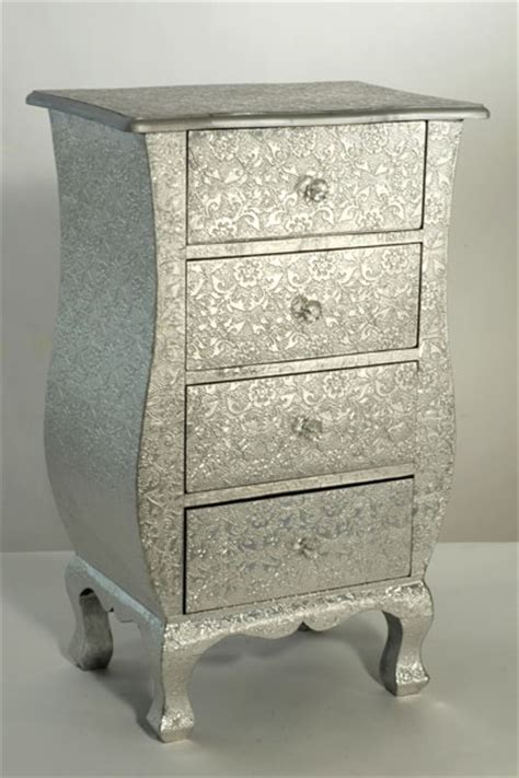 shabby chic silver furniture 25 best images about furniture metallics on pinterest furniture painted dressers and armoires