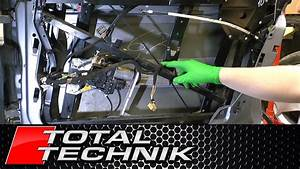 How To Remove Front Door Wiring Loom - Audi A6 S6 Rs6