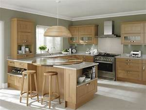 Cuisine Plan De Travail Bois : meuble cuisine en bois meuble cuisine design bois meuble ~ Dailycaller-alerts.com Idées de Décoration