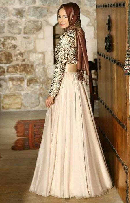 gaun pesta muslim modis hijab busanamuslim hijabi