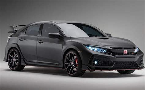 Gambar Mobil Honda Civic Type R by Novo Honda Civic Type R Prot Tipo Ser Mostrado No Sema