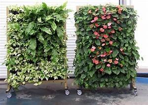 Grüne Wand Selber Bauen : eine verschiebbare gr ne wand ~ Bigdaddyawards.com Haus und Dekorationen