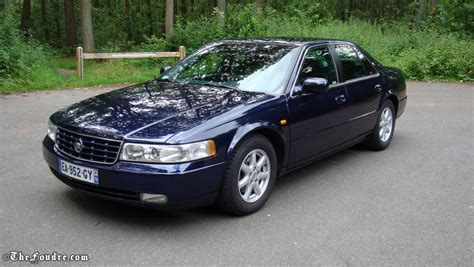 What Cadillac Seville Sts