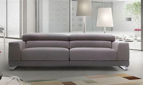 canapé 2 places design canap 233 design 2 places tissu personnalisable relax 233 lectrique