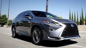 2017 Lexus Rx - Review And Road Test