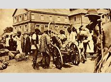 British West African Campaign troops in Freetown, Sierra