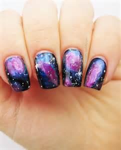 Pin galaxy nail art nails on
