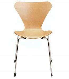 Stuhl Arne Jacobsen : stuhl nr 3107 by arne jacobsen 80050 ~ Michelbontemps.com Haus und Dekorationen