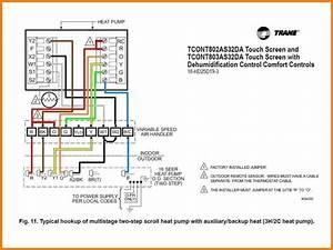2 Stage Heat Pump Wiring Diagram