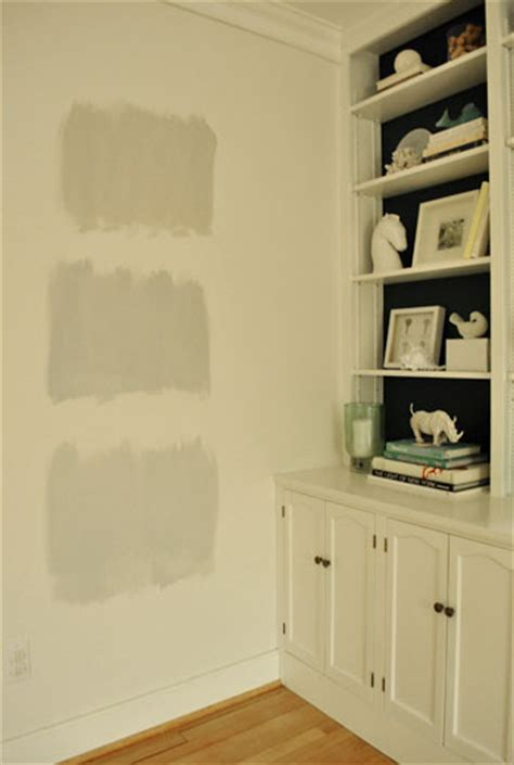 choosing   gray paint color young house love