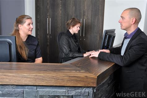 What Does A Front Desk Supervisor Do? (with Pictures