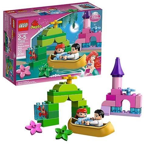 Lego Ariel Boat by Lego Duplo 10516 Mermaid Ariel S Magical Boat Ride