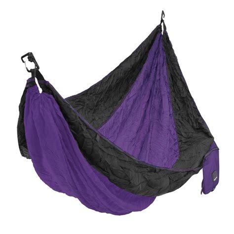 Purple Hammock by Kijaro Single Purple Hammock Kawachi 80674 The Home Depot