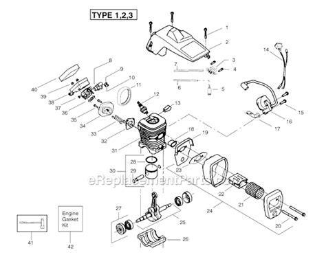 Poulan 260 Pro Parts List and Diagram : eReplacementParts.com