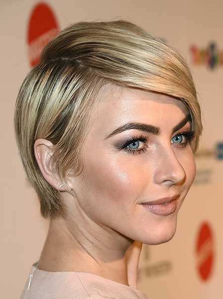 20 short hairstyles for straight hair