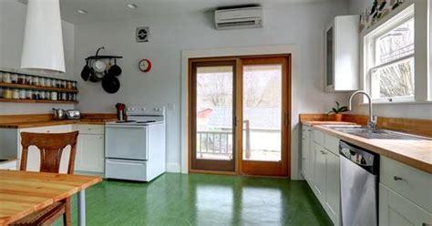 marmoleum kitchen floor marmoleum floor home floors green and 4024