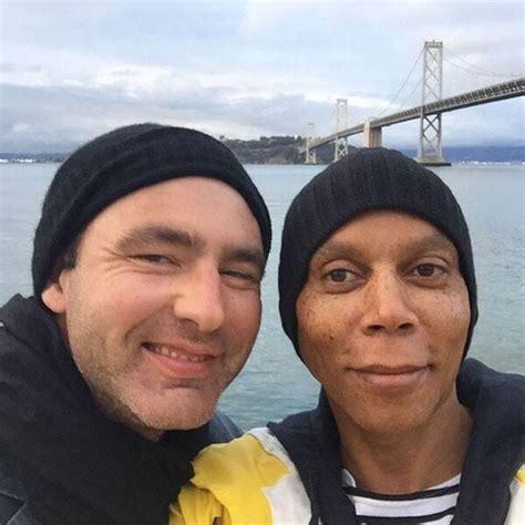 surprise rupaul secretly marries longtime partner georges lebar  news
